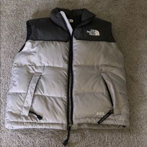 North Face 600 Puffer Vest